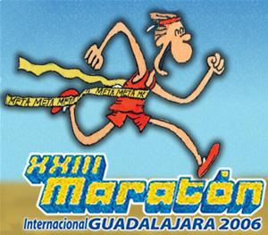 XXIII Maratón Internacional de Guadalajara edición 2006