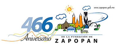Festejos del 466 Aniversario de Zapopan