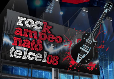 Rockampeonato Telcel 2008