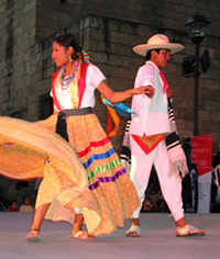 XXV Ballet Folclórico de Jalisco