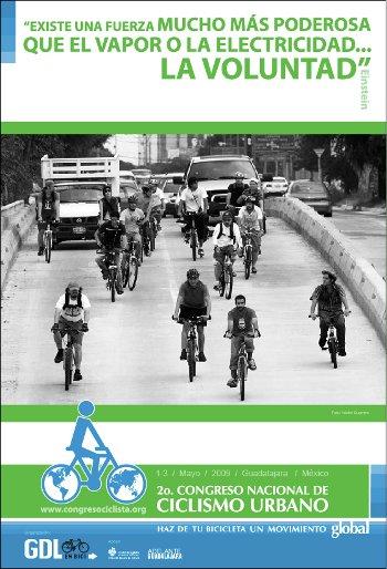 2do. Congreso Nacional de Ciclismo Urbano