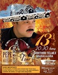 Pepe Aguilar Tour 2009 en Guadalajara