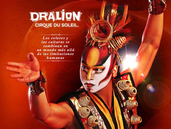 Cirque du Solei: Dralion en Guadalajara del 22 de octubre al 15 de noviembre
