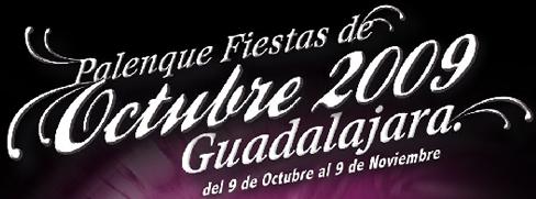 Artitas del Palenque Fiestas de Octubre 2009