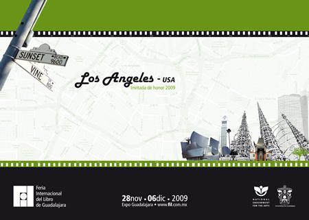La FIL 2009 llega a Guadalajara con la ciudad de Los Angeles como invitada de honor
