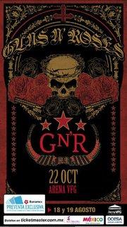Guns & Roses Guadalajara