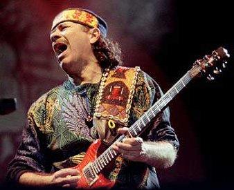 Carlos Santana en Guadalajara