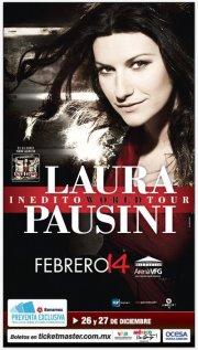 Laura Pausini en Guadalajara