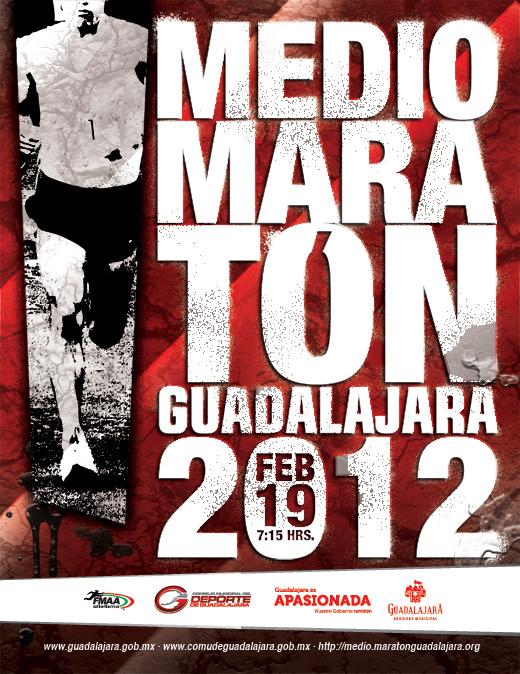 Maratón Guadalajara