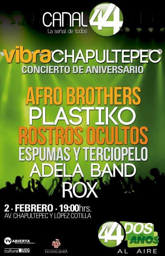 Vibra Chapultepec