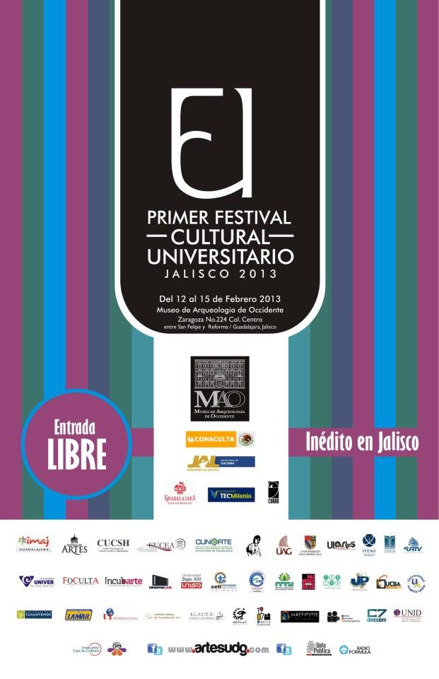 Primer Festival Cultural Universitario