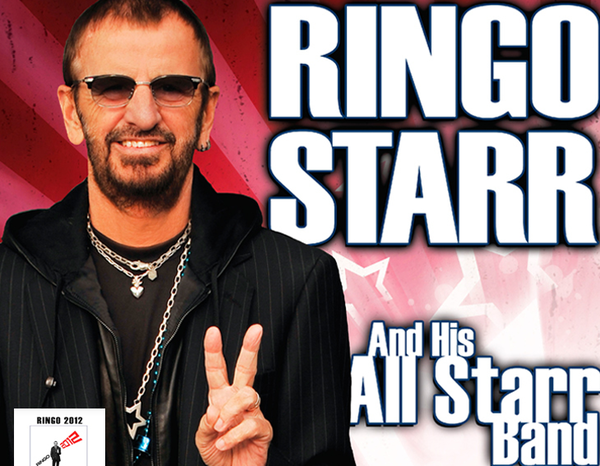Ringo Starr en GDL