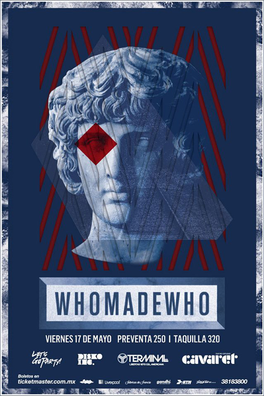 WhoMadeWho en Guadalajara