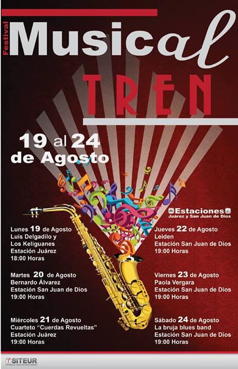 Festival Musical Tren