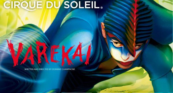 El Circo de Soleil presenta en Guadalajara el Show Varekai