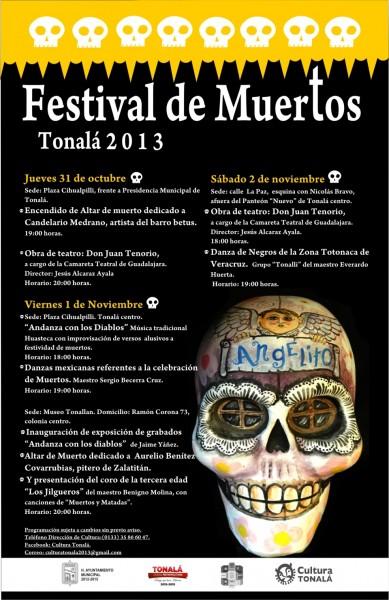 Día de Muertos en Tonalá