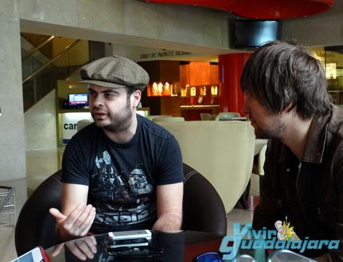 La entrevista a Kaiser Chiefs