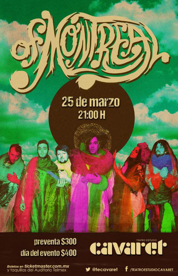 of Montreal en GDL