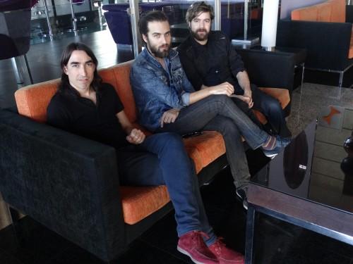 Vetusta Morla abre a Zoé en el Telmex