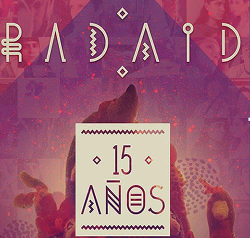 Radaid-15años