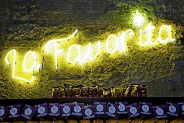 cuarto compilado  club de discos doritos, lanzamiento en Bar La Favorita.