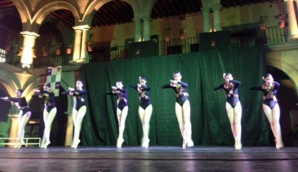 Muestra de danza de 12-22 de septiembre