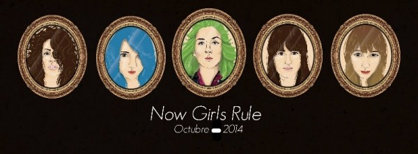 Now Girls Rule