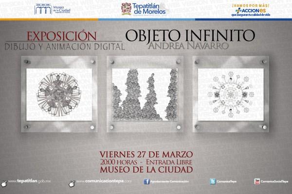 Exposición Artista Tapatía: Andrea Navarro