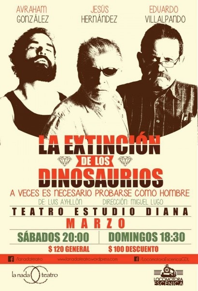 la extincion de los dinoaurios