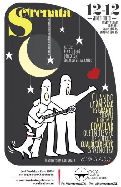 Micro teatro Guadalajara