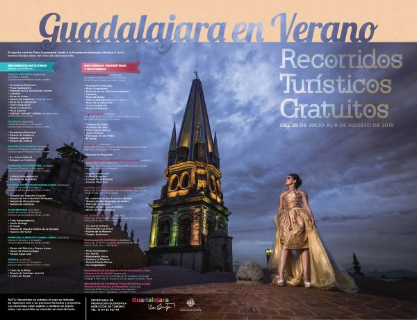 Recorridos en Guadalajara