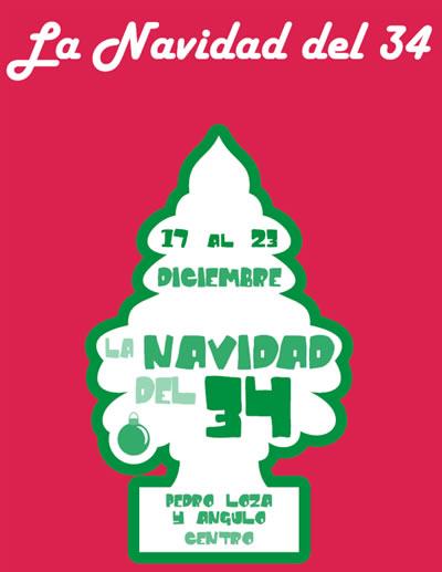 La Navidad del 34: exhibicion y venta de arte, diseño y regalos unicos