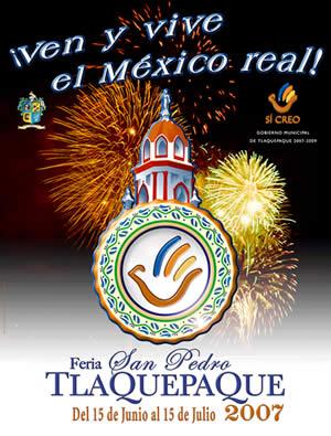 Feria San Pedro Tlaquepaque 2007 - Vivir Guadalajara