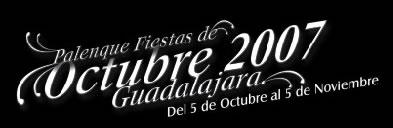 Palenque Fiestas de Octubre 2007