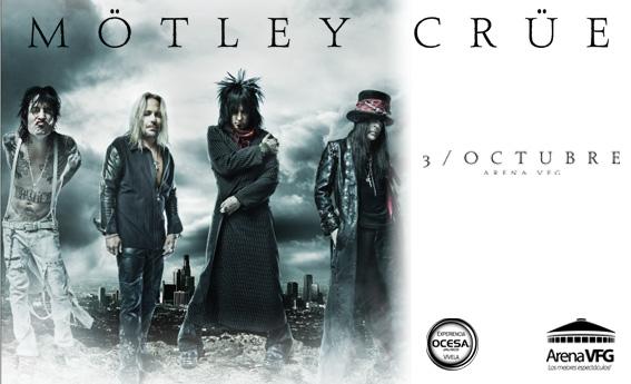 Mötley Crüe, Arena VFG