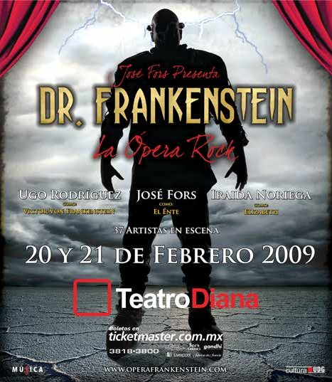Dr. Frankestein