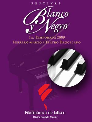 Blanco y Negro, Teatro Degollado