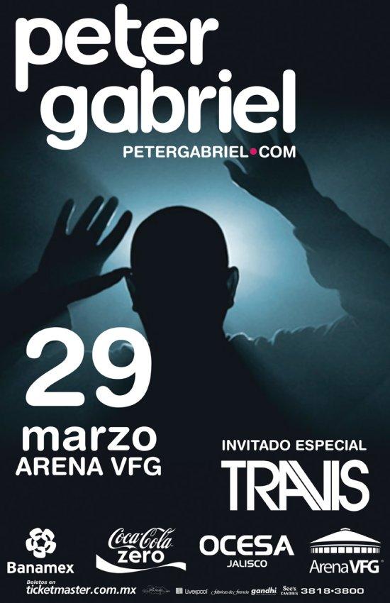 Peter Gabriel, Arena VFG