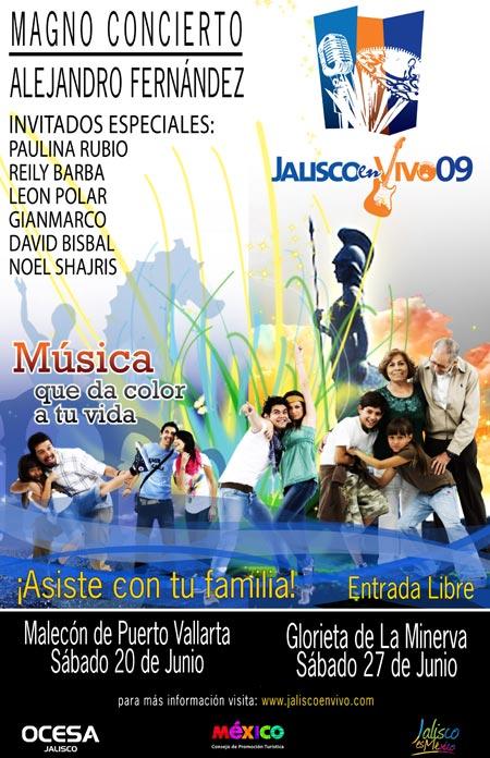 """Concierto """"Jalisco en Vivo"""""""