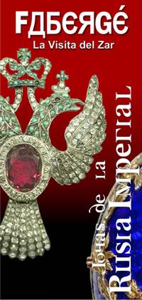 Faberge, La Visita de Zar: Joyas de la Rusa Imperial
