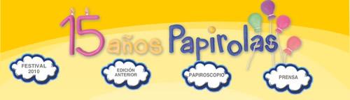 """Papirolas 2010 """"El Mundo segun Mafalda"""""""