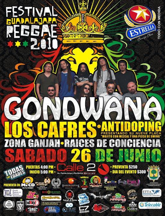 Festival Guadalajara Reggae