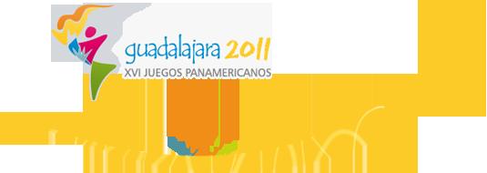 Logo Juegos Panamericanos Guadalajara 2011