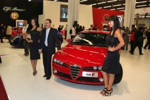Salón Internacional del Automóvil Guadalajara 2011