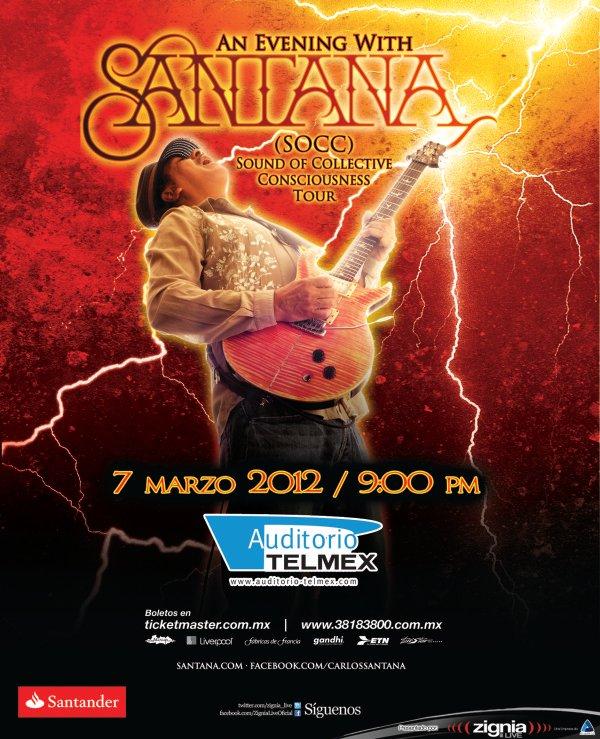 Santana en Guadalajara