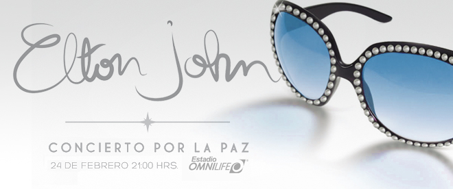 Elton John en Guadalajara