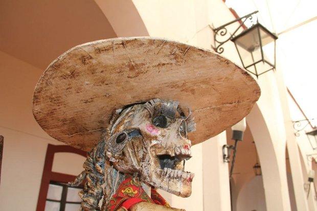 Día de Muertos en Tlaquepaque