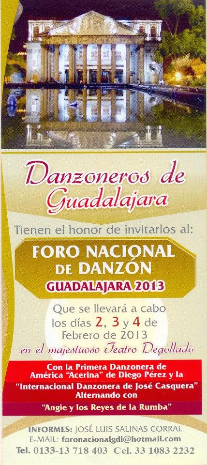 Foro Nacional de Danzón