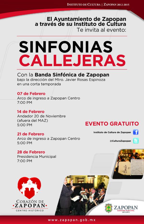 Sinfonías Callejeras