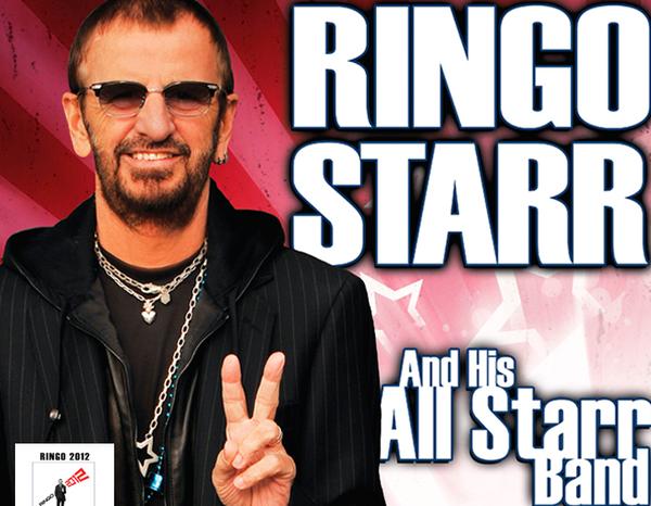 Ringo Starr en GDL